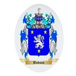 Bodson Ornament (Oval)