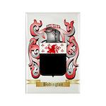 Bodington Rectangle Magnet (100 pack)