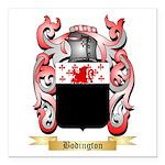 Bodington Square Car Magnet 3