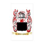 Bodington Sticker (Rectangle 50 pk)