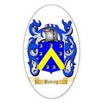 Boding Sticker (Oval 50 pk)