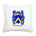 Boding Square Canvas Pillow