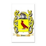 Bodie Rectangle Car Magnet