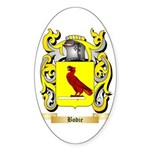 Bodie Sticker (Oval 50 pk)