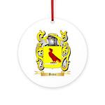 Bodie Ornament (Round)