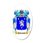 Bodesson 35x21 Oval Wall Decal