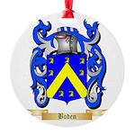 Boden Round Ornament