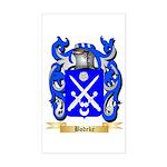 Bodeke Sticker (Rectangle)
