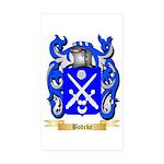 Bodeke Sticker (Rectangle 50 pk)