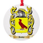 Boddy Round Ornament
