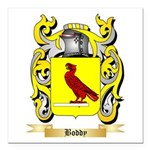 Boddy Square Car Magnet 3