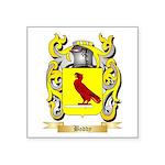 Boddy Square Sticker 3
