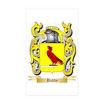 Boddy Sticker (Rectangle 50 pk)