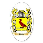 Boddy Sticker (Oval 10 pk)
