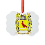Boddy Picture Ornament