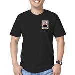 Boddington Men's Fitted T-Shirt (dark)