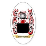 Boddington Sticker (Oval 50 pk)