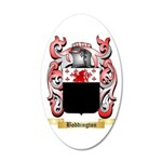 Boddington 35x21 Oval Wall Decal