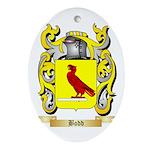 Bodd Ornament (Oval)