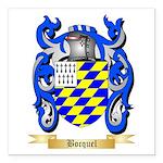 Bocquel Square Car Magnet 3