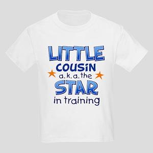 Little Cousin - Star (Blue) T-Shirt