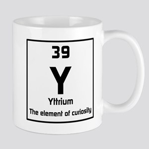 Element of Curiosity Mug