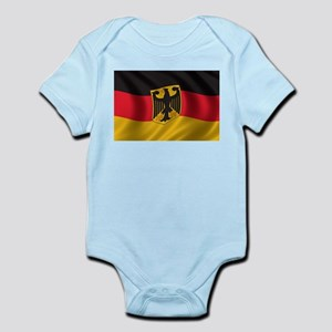 Flag of Germany Body Suit