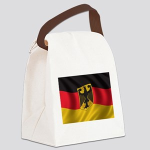 Flag of Germany Canvas Lunch Bag
