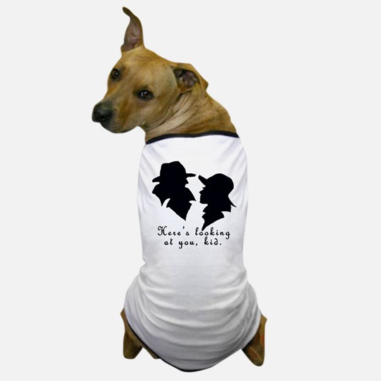 Heres Looking at You Kid Dog T-Shirt