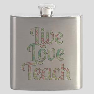 Live Love Teach Flask
