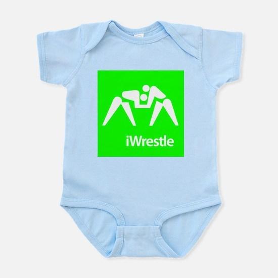 iWrestle Infant Bodysuit