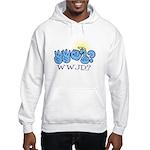 WWJD? Hooded Sweatshirt