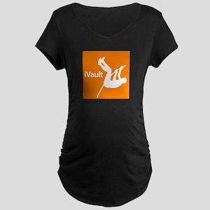 iVault Maternity Dark T-Shirt