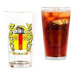 Bock Drinking Glass
