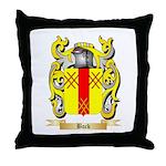 Bock Throw Pillow