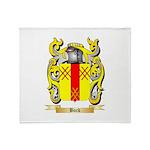 Bock Throw Blanket