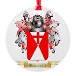 Boccanegra Round Ornament