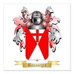 Boccanegra Square Car Magnet 3