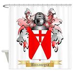 Boccanegra Shower Curtain