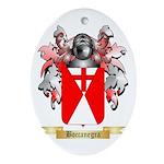 Boccanegra Ornament (Oval)