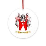 Boccanegra Ornament (Round)