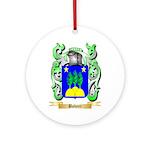Bobyer Ornament (Round)