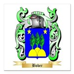Bober Square Car Magnet 3