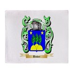 Bober Throw Blanket