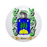 Bober Ornament (Round)