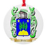 Bobe Round Ornament
