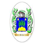 Bobe Sticker (Oval 10 pk)