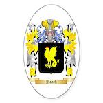 Boath Sticker (Oval 10 pk)