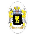 Boath Sticker (Oval 50 pk)
