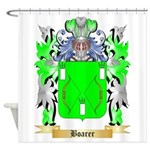 Boarer Shower Curtain